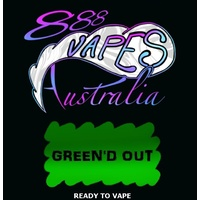 888 Vapes - Green'd Out - 60ml