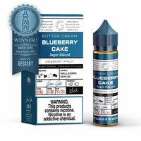 Glas Basix Series - Blueberry Cake - 60ml