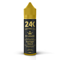Gatsby Gold - 24k Vaping Co - 60ml