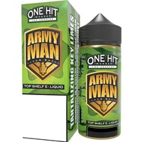 Army Man - One Hit Wonder - 100ml